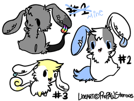 .:EarMouth Adopts! {CLOSED}:. by blueberry-tea