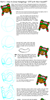 .: How to Draw Sonic's Head by Neon-Nazo