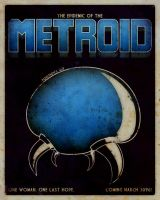 The Epidemic of the Metroid by Toothpick-Guy