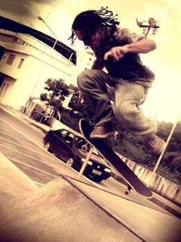 Skate is my life 006 by alyssonsk8