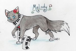 Sweet Melody by threefourthsginger