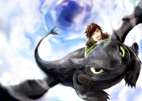 Forbidden Friendship - HTTYD by Shumijin