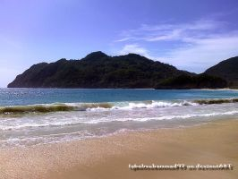 Lampu'uk Beach at Aceh by Iqbalmuhammad97