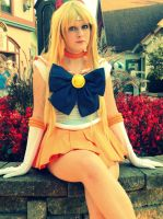 Sailor Venus by Yuki-Chan4