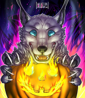 Halloween witchcraft by Valkeera