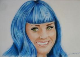 katy perry by shirls-art