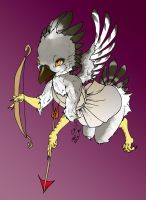 Cupid who? by adanteria
