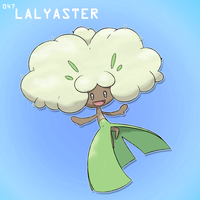 047: Lalyaster by SteveO126