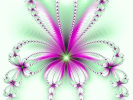 fractalMandalaFlower 3 by love1008