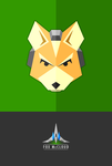 Fox McCloud by WEAPONIX