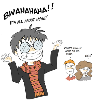 Famous Harry Potter by Weasley-Detectives
