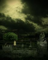 Premade Background 4 - Isle of the damned by oilusionista-stock