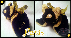 Little Litters - Navin - Plush by Sparkle-And-Sunshine