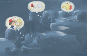 Diodeshipping Week, Day 1 (Prompt: Beginnings) by CitrusCactus