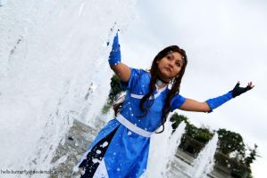 Katara - Make it Rain by hells-butterfly