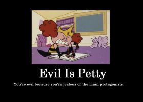 Evil Is Petty by Chaser1992