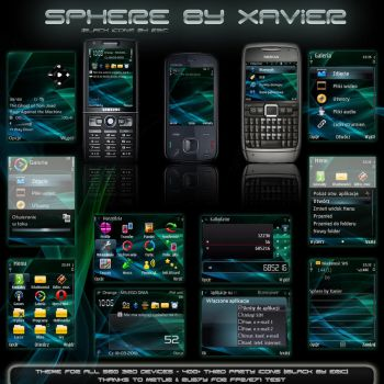 Sphere theme by Xavier-Themes