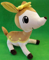 Shikijika plush by drill-tail