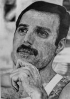 Freddie Mercury 2 by Chicoandpaco1