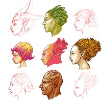 DAC profile challenge- Elves by justsantiago
