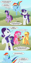 Discorderly Conduct - Fanservice by tarajenkins