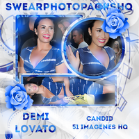 Photopack 158: Demi Lovato by SwearPhotopacksHQ