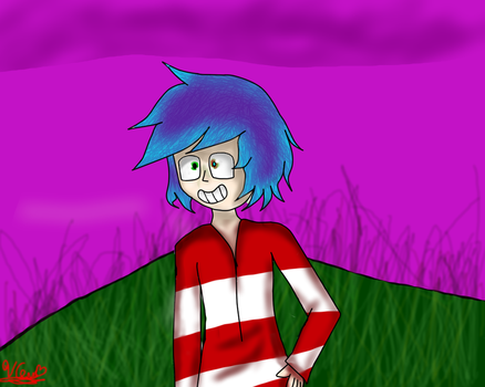 My first draw by valeng123