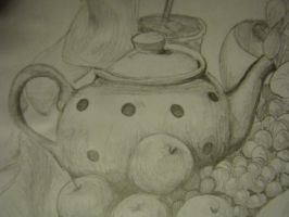 Still life 2 - Detail by TheFranology
