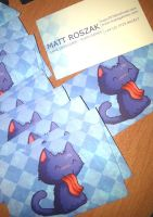 Business Cards Continued by KupoGames