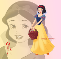 Princess Snow White by Nippy13