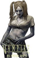 Vampire the Masquerade Bloodlines Desktop Icon by Ace0fH3arts