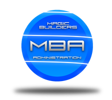 MBA Logo (Doesn't Work With White Backgrounds) by TacoApple99