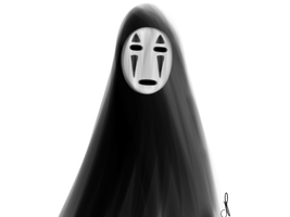 No Face by Matsuko-Chan