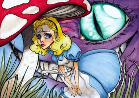 Loopy Little Alice by ThatReallyWeirdGirl