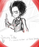 Sweeny Todd by elixirXsczjX13