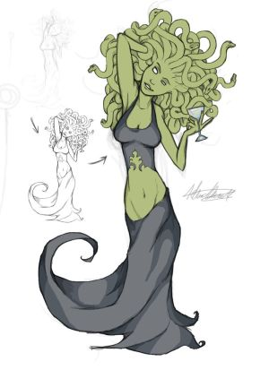 Medusa, Work in Progress