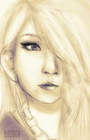 CL The Baddest Female by Lilicia-Onechan