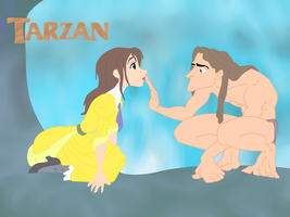 tarzan jane by twinlightownz