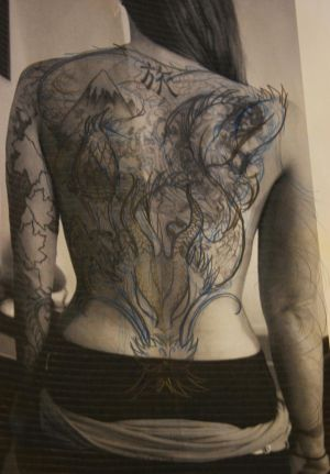 love my tattoo italian tattoo art dragon back piece tattoo