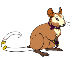 ratty me by celdragon