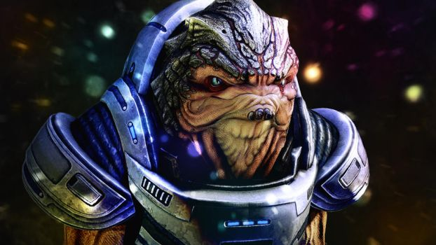 Pure Krogan by Stealthero
