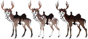 .:Makulik Mount Adopts-CLOSED:. by LeeOko