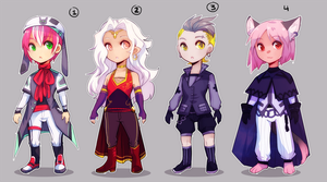 Adopts 10 [ 2/4 OPEN] by ookzadopts