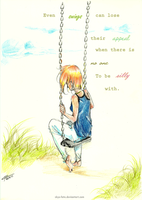 Even swings... by Skye-Fate