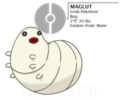 Maglut - the grub by depthball