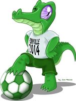 2014 Ponyville FiM Cup Official Pet by JcosNeverExisted