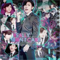 +Really Don't Care - Kiseop (U-Kiss) by MissJanePattinson