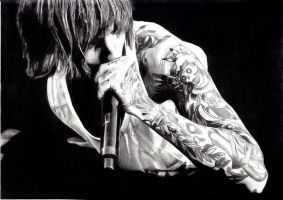 oliver sykes by ksiyha