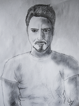 Robert Downey JR. by Cat-ADaisyFanN1