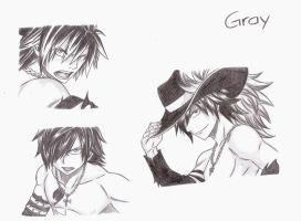 Gray - chapter 306 by Chocogirl3